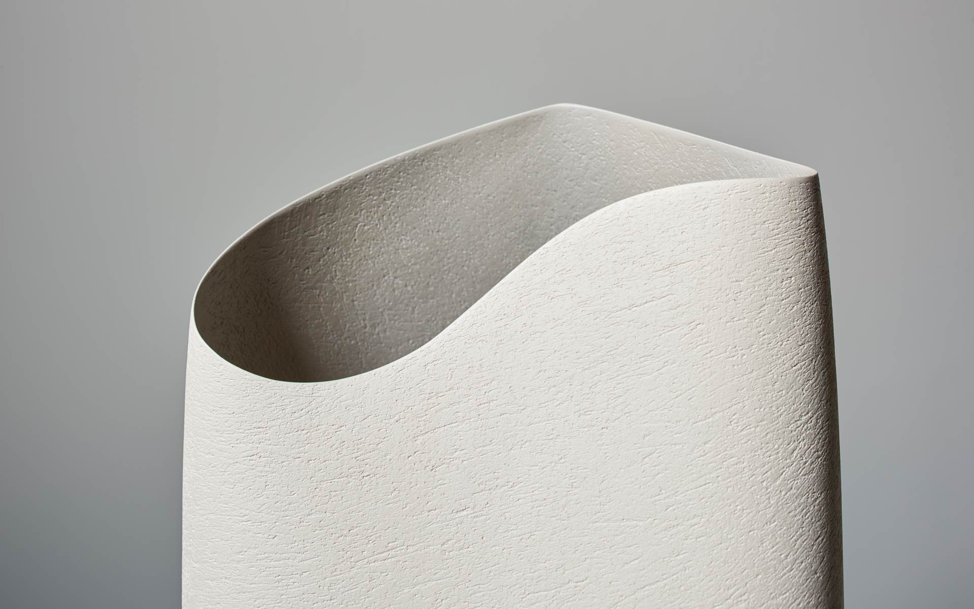 Grey Vessel - Detail