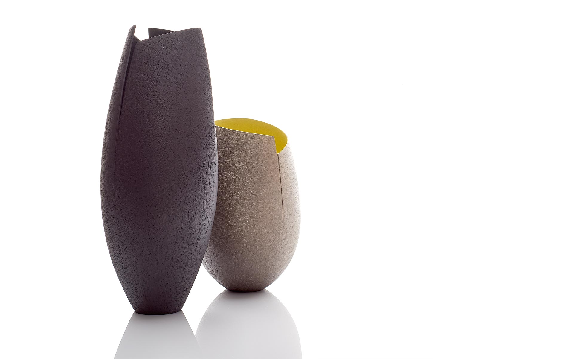 Two Cut Vessels